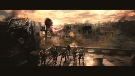 Attack on Titan (c) Kazé 2016