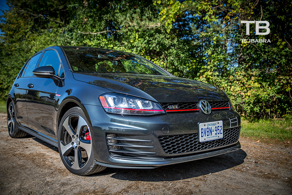The 2015 Volkswagen GTI Review - MK7