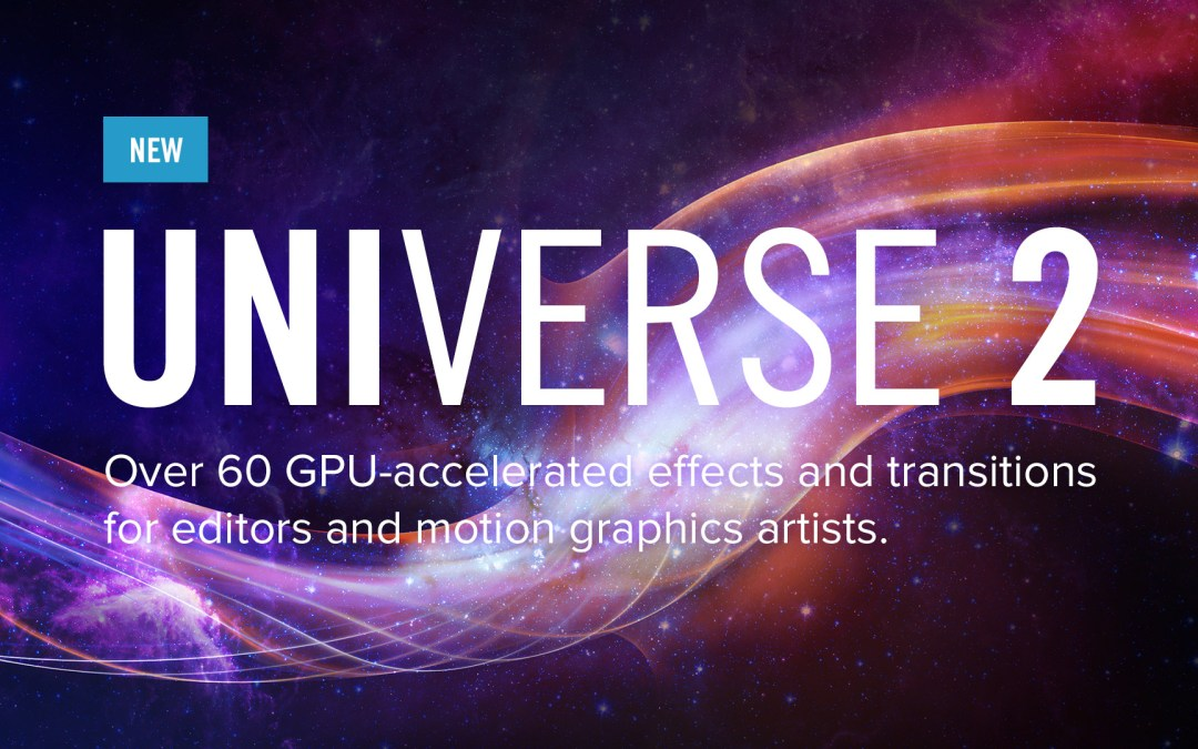 Red Giant Universe 2.0 Review Part 1
