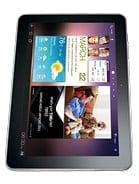 Especificações e preços do Galaxy tab 10.1 3G