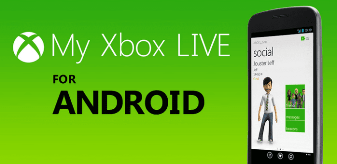 XBox live para android