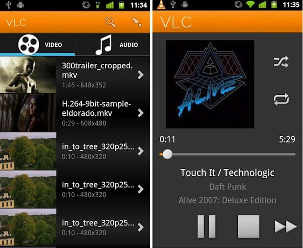 vlc-android