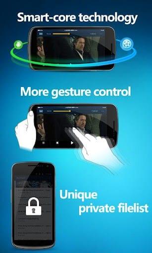 Players de vídeo para Android