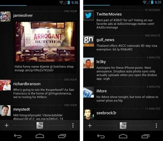 Carbon for Twitter para Android