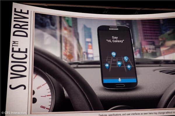 S Voice Driver - controlando o celular por voz