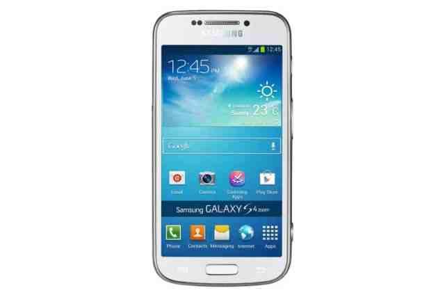 Galaxy S4 ZOOM-frente