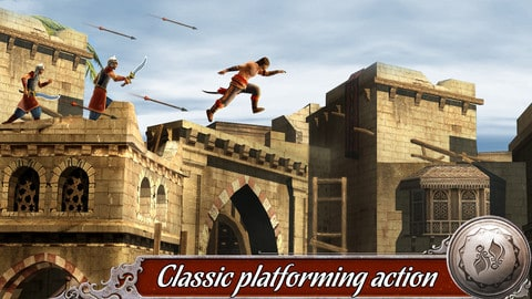 Prince of Persia: The Shadow and The Flame para Android e iOS