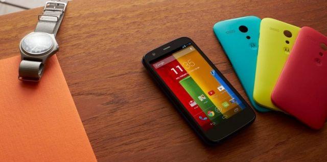 Melhores smartphones até 1000 Reais - Moto G