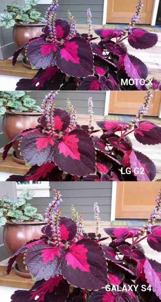 review lg g2 - fotos g2-vs-motox-s4