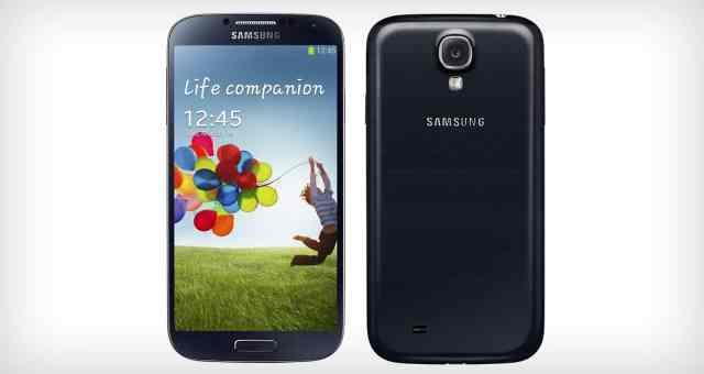 Melhores smartphones do Brasil - Galaxy S4