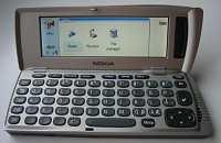 Nokia 9210, quase um mini notebook