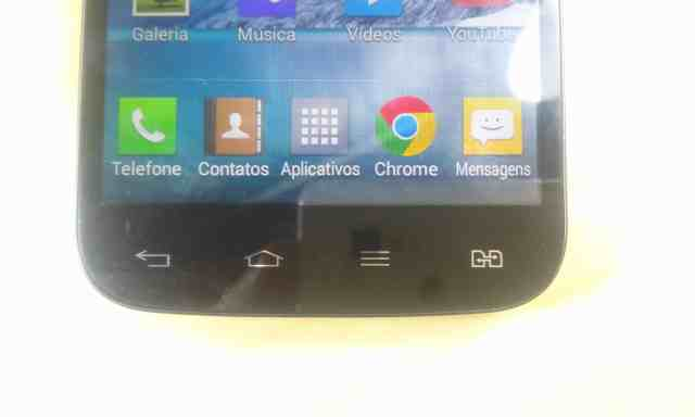 Review LG L70 botoes