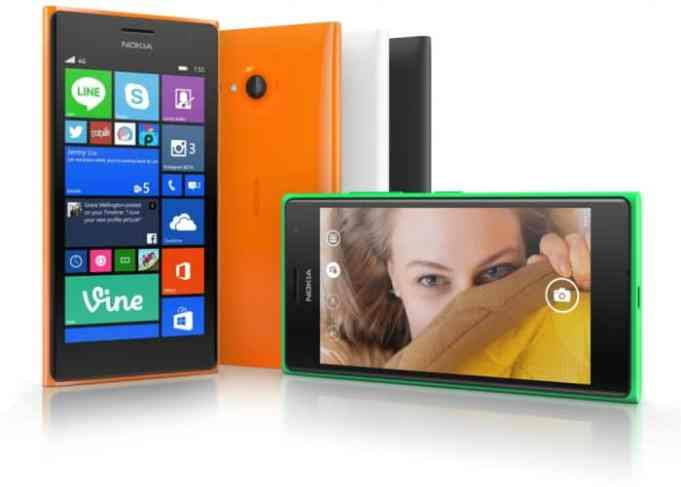 Lumia 730 e Lumia 735