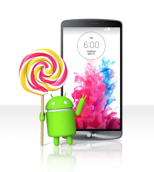 G# android Lollipop
