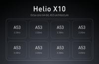 Processador Helio X10 do Redmi Note 2