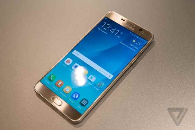 Galaxy Note 5, o novo monstro da Samsung