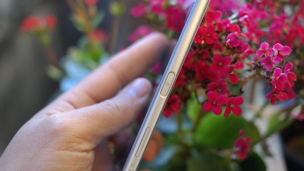 Review Xperia X sensor fingerprint