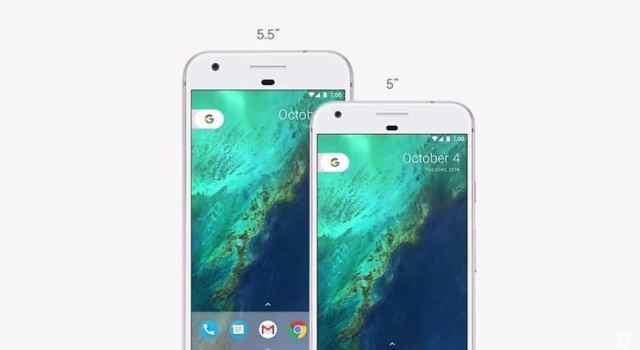 google pixel destaque