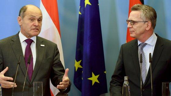 """Germania: """"Sta all'Italia evitare blocco Brennero"""". Spiegel: Ue vuole detenzione dei migranti in Libia"""