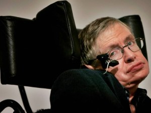 Stephen Hawking 2013