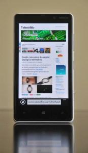 Nokia Lumia 820 - web Teknofilo