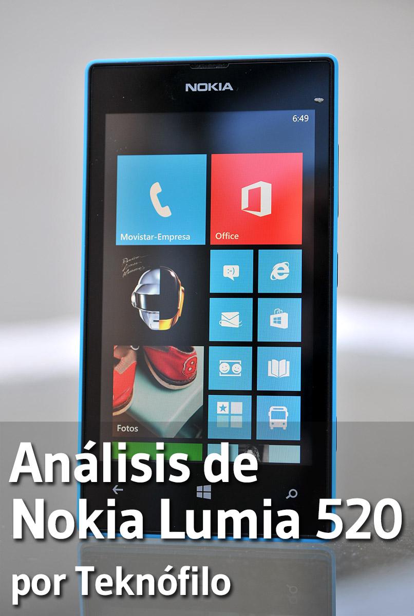 Nokia anunció en febrero de 2013 el Nokia Lumia 520, un teléfono