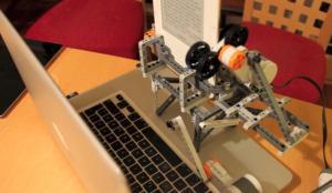 Robot Lego para romer protección DRM