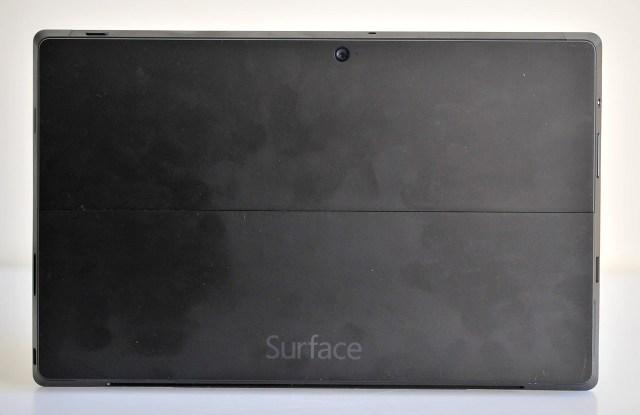 Surface Pro 2 - Atras