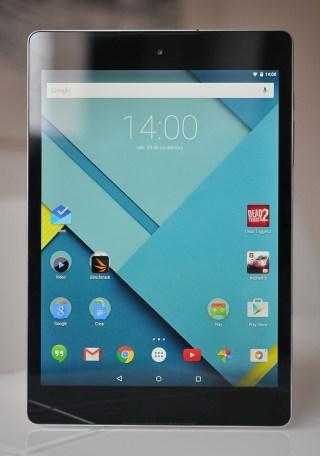 Nexus 9 - Frontal