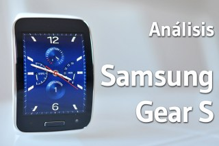 Samsung Gear S - Analisis