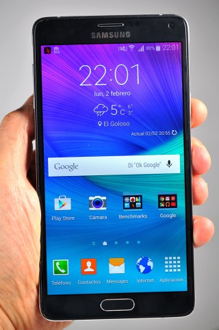 Samsung Galaxy Note 4 - 1