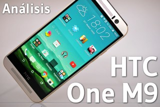 HTC One M9 - Analisis