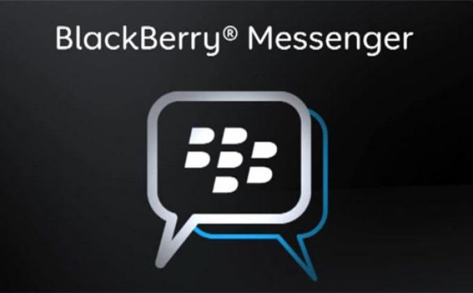 simpan kontak blackberry