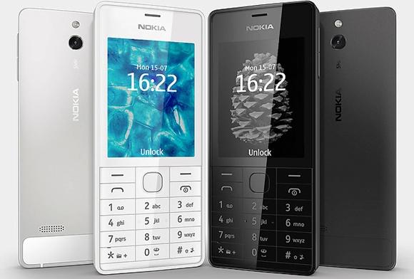 Harga Nokia 515 Dual SIM Dibanderol Rp 1,6 Jutaan
