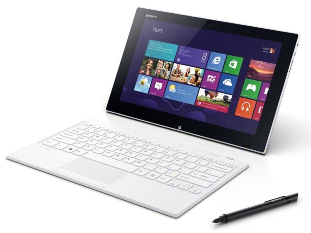 Sony Vaio Tap 11, Tablet Windows 8 Tertipis di Dunia