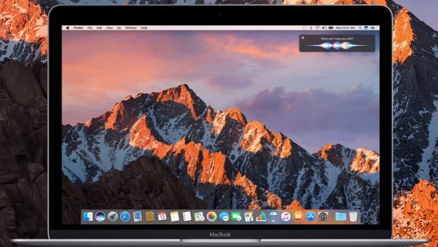 MacOS Sierra update disponibile da oggi