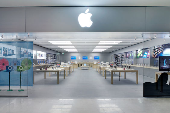 Documento preliminare per l'apertura di un nuovo Apple Store nella Capitale