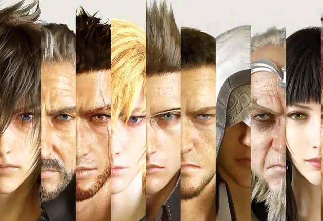 Final Fantasy XV entra in fase Gold