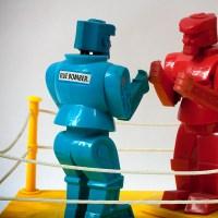 robot boxeolariak