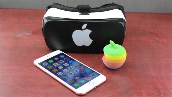 Apple'ın gizli mühendislik ekibi VR üzerine çalışıyor