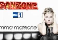 Canzone, puntata dedicata a Emma Marrone