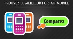 Comparer les forfaits mobiles sans engagement
