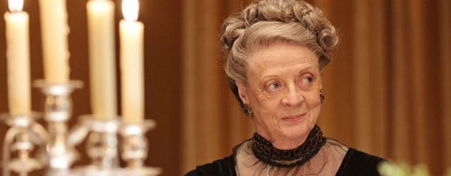 Downton Abbey: Maggie Smith commenta la sua vittoria agli Emmy