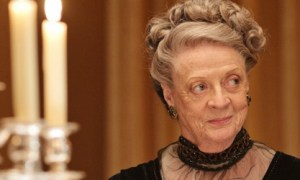 DowntonAbbey_MaggieSmith
