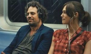 "Keira Knightley and Mark Ruffalo in ""Begin Again"""
