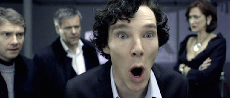 Sherlock: Immagini e Commenti della Stagione 4