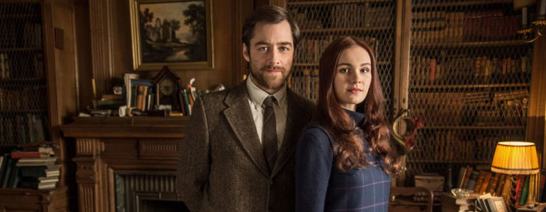Outlander: Brianna e Roger nella prima immagine più il trailer del finale