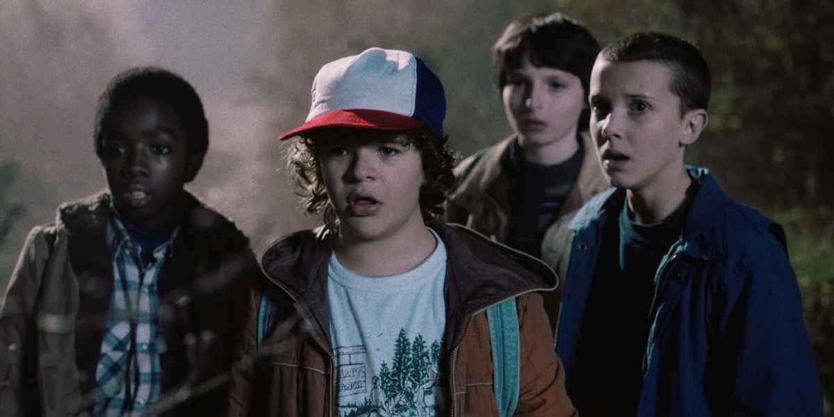 Netflix: Stranger Things è tra le serie più viste