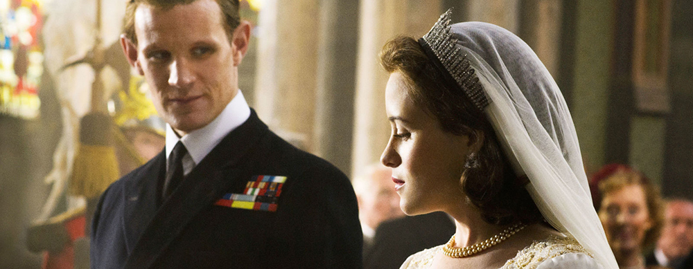 The Crown: Trailer esteso del drama Netflix con Matt Smith e Claire Foy