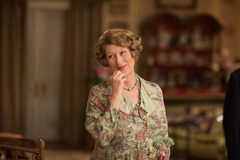 Meryl Streep: il cinema è illusione e ne abbiamo bisogno. Videointervista